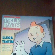 Coleccionismo de Periódico El País: REVISTA TELE PAÍS N'59 AÑO 1992 SEGUNDA ÉPOCA. Lote 79493730