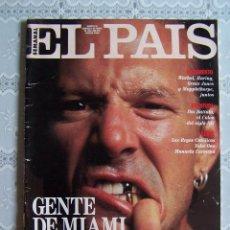 Coleccionismo de Periódico El País: EL PAÍS SEMANAL. Nº 55. 8 DE MARZO DE 1992.. Lote 84704276