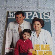 Coleccionismo de Periódico El País: EL PAÍS SEMANAL Nº 158. 27 DE FEBRERO DE 1994.. Lote 85034308