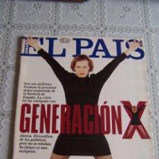 Coleccionismo de Periódico El País: EL PAÍS SEMANAL Nº 167. 1 DE MAYO DE 1994.. Lote 85037472