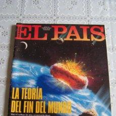 Coleccionismo de Periódico El País: EL PAÍS SEMANAL Nº 162. 27 DE MARZO DE 1994.. Lote 85065380