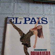 Coleccionismo de Periódico El País: EL PAÍS SEMANAL Nº 160. 13 DE MARZO DE 1994.. Lote 85066044