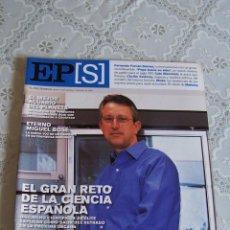 Coleccionismo de Periódico El País: EL PAÍS SEMANAL Nº 1433. 14 DE MARZO DE 2004.. Lote 85162532