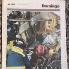 Coleccionismo de Periódico El País: EL PAÍS SUPLEMENTO DOMINGO 14 MARZO 2004. Lote 85293656