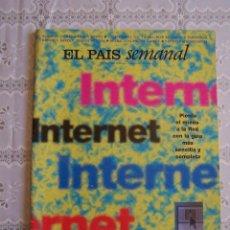 Coleccionismo de Periódico El País: EL PAÍS SEMANAL Nº 1047. 20 DE OCTUBRE DE 1996.. Lote 86154060