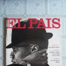 Coleccionismo de Periódico El País: REVISTA EL PAÍS SEMANAL. Nº 91 - DOMINGO 15 NOVIEMBRE 1992.. Lote 86752160