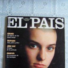 Coleccionismo de Periódico El País: REVISTA EL PAÍS SEMANAL. Nº 92 - DOMINGO 22 NOVIEMBRE 1992.. Lote 86752300