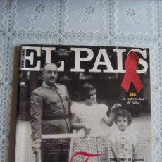Coleccionismo de Periódico El País: REVISTA EL PAÍS SEMANAL. Nº 93 - DOMINGO 29 NOVIEMBRE 1992.. Lote 86752496