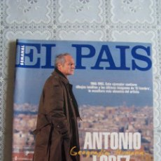 Coleccionismo de Periódico El País: REVISTA EL PAÍS SEMANAL. Nº 104 - DOMINGO 14 FEBRERO 1993.. Lote 86753912