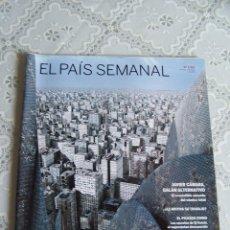 Coleccionismo de Periódico El País: REVISTA EL PAÍS SEMANAL. Nº 1.753 - DOMINGO 2 MAYO 2010.. Lote 87162324