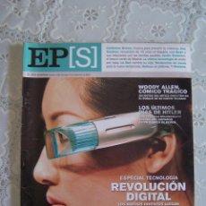 Coleccionismo de Periódico El País: REVISTA EL PAÍS SEMANAL. Nº 1.460 - DOMINGO 19 SEPTIEMBRE 2004.. Lote 87243780