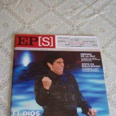 Coleccionismo de Periódico El País: REVISTA EL PAÍS SEMANAL. Nº 1.533 - DOMINGO 12 FEBRERO 2006. Lote 87258184