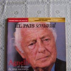 Coleccionismo de Periódico El País: REVISTA EL PAÍS SEMANAL. Nº 1.115 - DOMINGO 8 FEBRERO 1998.. Lote 87417752
