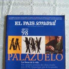 Coleccionismo de Periódico El País: REVISTA EL PAÍS SEMANAL. Nº 1.116 - DOMINGO 15 FEBRERO 1998.. Lote 87417848