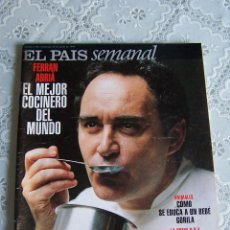 Coleccionismo de Periódico El País: REVISTA EL PAÍS SEMANAL. Nº 1.186 - DOMINGO 20 JUNIO 1999.. Lote 87487388