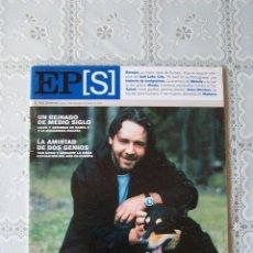 Coleccionismo de Periódico El País: REVISTA EL PAÍS SEMANAL. Nº 1.323 - DOMINGO 3 FEBRERO 2002.. Lote 88832804