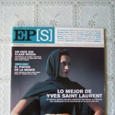 Coleccionismo de Periódico El País: REVISTA EL PAÍS SEMANAL. Nº 1.324 - DOMINGO 10 FEBRERO 2002.. Lote 88832872