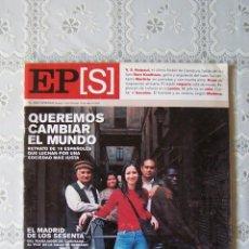 Coleccionismo de Periódico El País: REVISTA EL PAÍS SEMANAL. Nº 1.338 - DOMINGO 19 MAYO 2002.. Lote 88833052