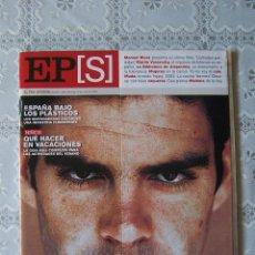 Coleccionismo de Periódico El País: REVISTA EL PAÍS SEMANAL. Nº 1.337 - DOMINGO 12 MAYO 2002.. Lote 88833140