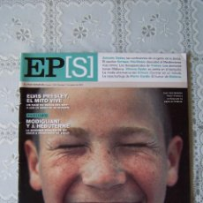 Coleccionismo de Periódico El País: REVISTA EL PAÍS SEMANAL. Nº 1.350 - DOMINGO 11 AGOSTO 2002.. Lote 88834284