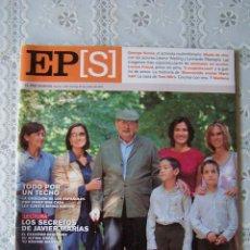 Coleccionismo de Periódico El País: REVISTA EL PAÍS SEMANAL. Nº 1.360 - DOMINGO 20 OCTUBRE 2002.. Lote 88834916