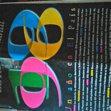 Coleccionismo de Periódico El País: REVISTA SEMANAL EL PAIS. Lote 91176708