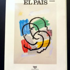 Coleccionismo de Periódico El País: EL PAIS - ANIVERSARIO 1.976 A 2O16. Lote 95728471