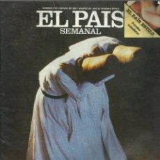 Coleccionismo de Periódico El País: EL PAÍS SEMANAL, 9 FEBRERO 1986, Nº 461. LOS DERVICHES, JOSE Mª RODERO, PRENDAS TENTADORAS.. Lote 95860211
