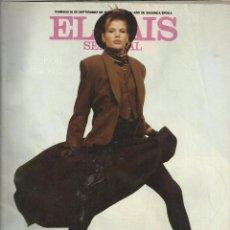 Coleccionismo de Periódico El País: EL PAÍS SEMANAL, 20 SEPTIEMBRE 1987, Nº 545. MARIO CAMUS, A. BUERO VALLEJO, TOREROS MUERTOS. Lote 95862955