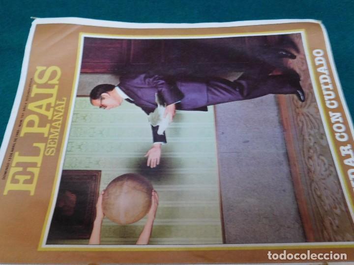 SUPLEMENTO DEL PAIS, FINALES SIGLO XX (Coleccionismo - Revistas y Periódicos Modernos (a partir de 1.940) - Periódico El Páis)