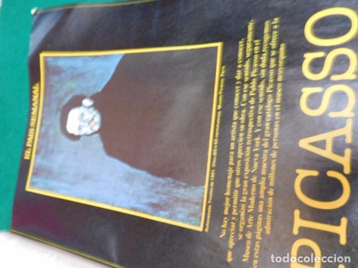 Coleccionismo de Periódico El País: Cuadernillo de la revista EL PAIS, de tiempos de las transición y reportaje de Picasso - Foto 2 - 99379815