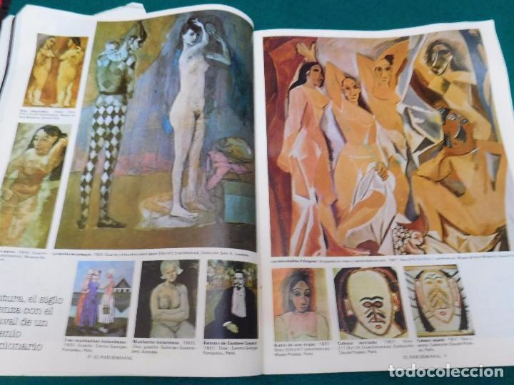 Coleccionismo de Periódico El País: Cuadernillo de la revista EL PAIS, de tiempos de las transición y reportaje de Picasso - Foto 3 - 99379815