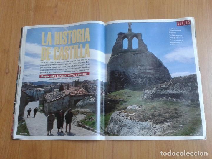 Coleccionismo de Periódico El País: EL PAIS SEMANAL nº 165 - 17/04/94 - Sudáfrica, Lole y Manuel, Nicole Kidman, Peter Gabriel, Castilla - Foto 10 - 99862679