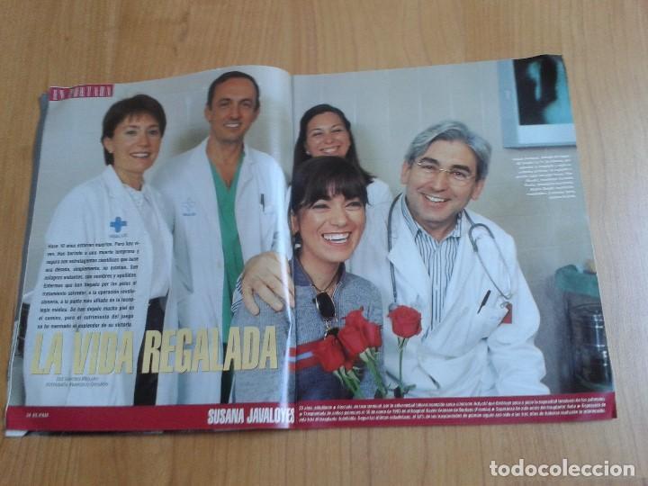 Coleccionismo de Periódico El País: EL PAIS SEMANAL nº 158 - 27/02/94 - Victor Ullate, Nicolás Redondo, Gloria Estefan, Michael Jackson - Foto 3 - 99863923