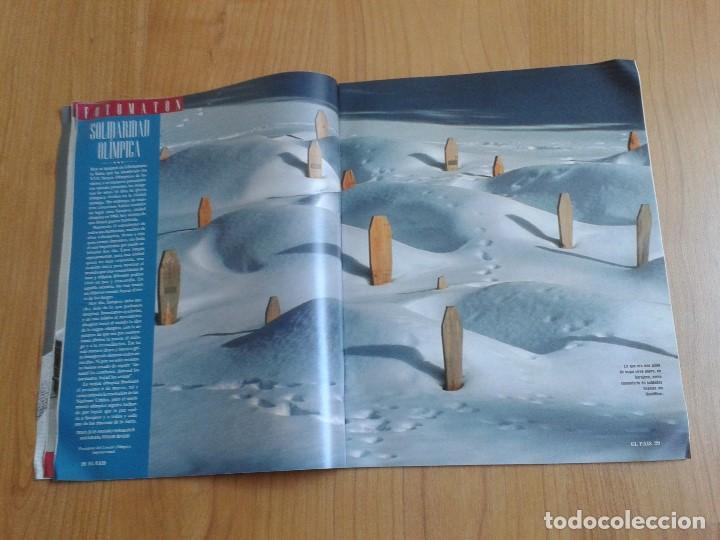 Coleccionismo de Periódico El País: EL PAIS SEMANAL nº 158 - 27/02/94 - Victor Ullate, Nicolás Redondo, Gloria Estefan, Michael Jackson - Foto 4 - 99863923