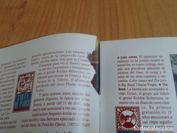Coleccionismo de Periódico El País: EL PAIS SEMANAL nº 158 - 27/02/94 - Victor Ullate, Nicolás Redondo, Gloria Estefan, Michael Jackson - Foto 7 - 99863923