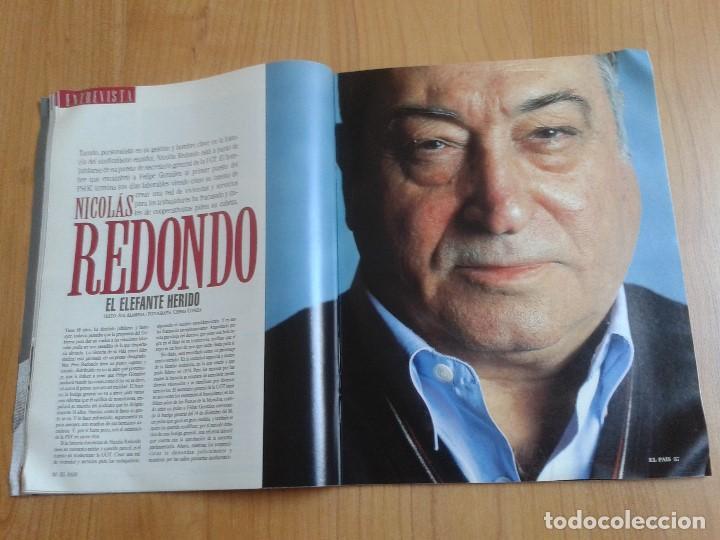 Coleccionismo de Periódico El País: EL PAIS SEMANAL nº 158 - 27/02/94 - Victor Ullate, Nicolás Redondo, Gloria Estefan, Michael Jackson - Foto 8 - 99863923
