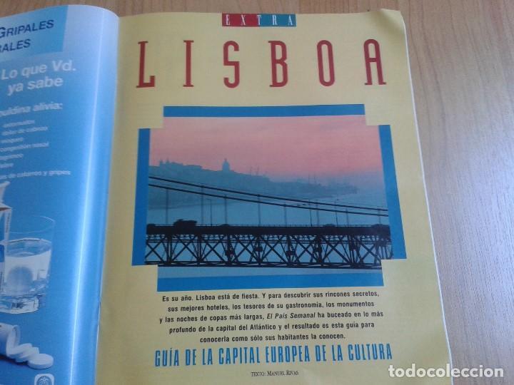Coleccionismo de Periódico El País: EL PAIS SEMANAL nº 158 - 27/02/94 - Victor Ullate, Nicolás Redondo, Gloria Estefan, Michael Jackson - Foto 9 - 99863923