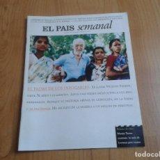 Coleccionismo de Periódico El País: EL PAIS SEMANAL Nº 1035 - 28/07/96 - VICENTE FERRER, QUINCY JONES, HIERRO, LABERINTOS, TÍBET. Lote 99872115