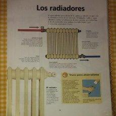 Coleccionismo de Periódico El País: BRICOLAGE. COLECCIONABLE EL PAIS. FASCICULO PAGINAS 85-96. Lote 100008331