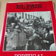 Coleccionismo de Periódico El País: SUPLEMENTO EL PAÍS NUM 366 ABRIL 1984. Lote 103207986