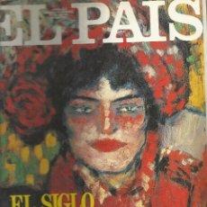 Coleccionismo de Periódico El País: EL PAIS SEMANAL,24 NOVIEMBRE 1991, Nº40 (3ªEPOCA) PICASSO, ANTONIO BANDERAS, DEPORTE ESP. COMIENZOS. Lote 104118267