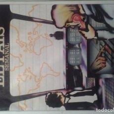 Coleccionismo de Periódico El País: REVISTA EL PAÍS SEMANAL.7 DE SEPTIEMBRE 1980. AÑO V NÚM 178. SEGUNDA ÉPOCA.AL BORDE DE LA GUERRA NUC. Lote 104808659