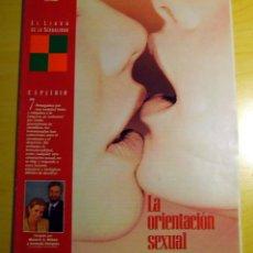 Coleccionismo de Periódico El País: EL LIBRO DE LA SEXUALIDAD, FASCÍCULO 7. Lote 107113763
