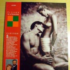Coleccionismo de Periódico El País: EL LIBRO DE LA SEXUALIDAD, FASCÍCULO 8. Lote 107114623