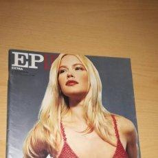Coleccionismo de Periódico El País: EL PAIS SEMANAL Nº 1211 + SUPLEMENTO (12-12-1999) VALERIA MAZZA, PASION POR LA AVENTURA. Lote 108337311