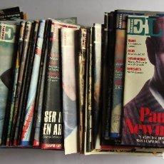 Coleccionismo de Periódico El País: EL PAÍS SEMANAL AÑO 1995 LOTE DE 46 REVISTAS, ENTRE LA Nº 203 Y LA Nº 254 VER FOTOGRAFÍAS. Lote 109006059