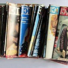 Coleccionismo de Periódico El País: EL PAÍS SEMANAL AÑO 1994 LOTE DE 49 REVISTAS, ENTRE LA Nº 150 Y LA Nº 202 VER FOTOGRAFÍAS. Lote 109007447
