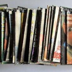 Coleccionismo de Periódico El País: EL PAÍS SEMANAL AÑO 1999 LOTE DE 47 REVISTAS, ENTRE LA Nº 1162 Y LA Nº 1213 VER FOTOGRAFÍAS. Lote 109008975