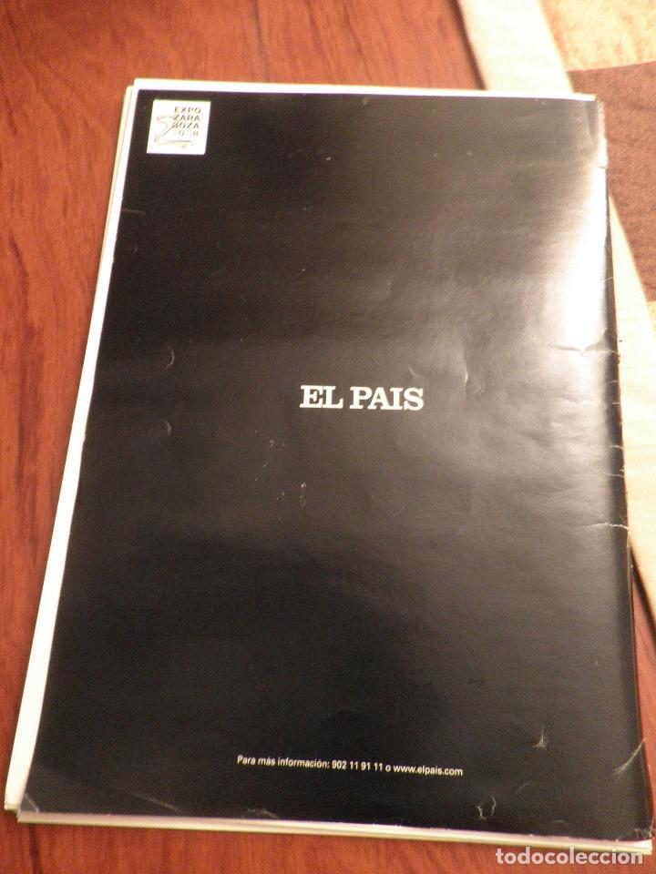 Coleccionismo de Periódico El País: LAS PORTADAS DE EL PAIS - UNA HISTORIA VIVA DE LOS ULTIMOS 30 AÑOS IMCOMPLETO 21 FACSIMILES - 2006 - Foto 2 - 110595527
